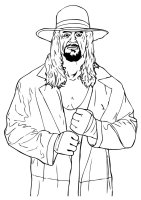 Wrestling Ausmalbilder & Malvorlagen   100 KOSTENLOS