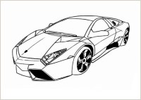 Malvorlagen Lamborghini Lamborghini Zum Ausmalen Neu