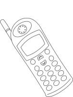 Ausmalbilder für Kinder Handy 1