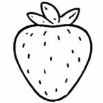 Erdbeere Ausmalbilder Malvorlagen kostenlos ausdrucken