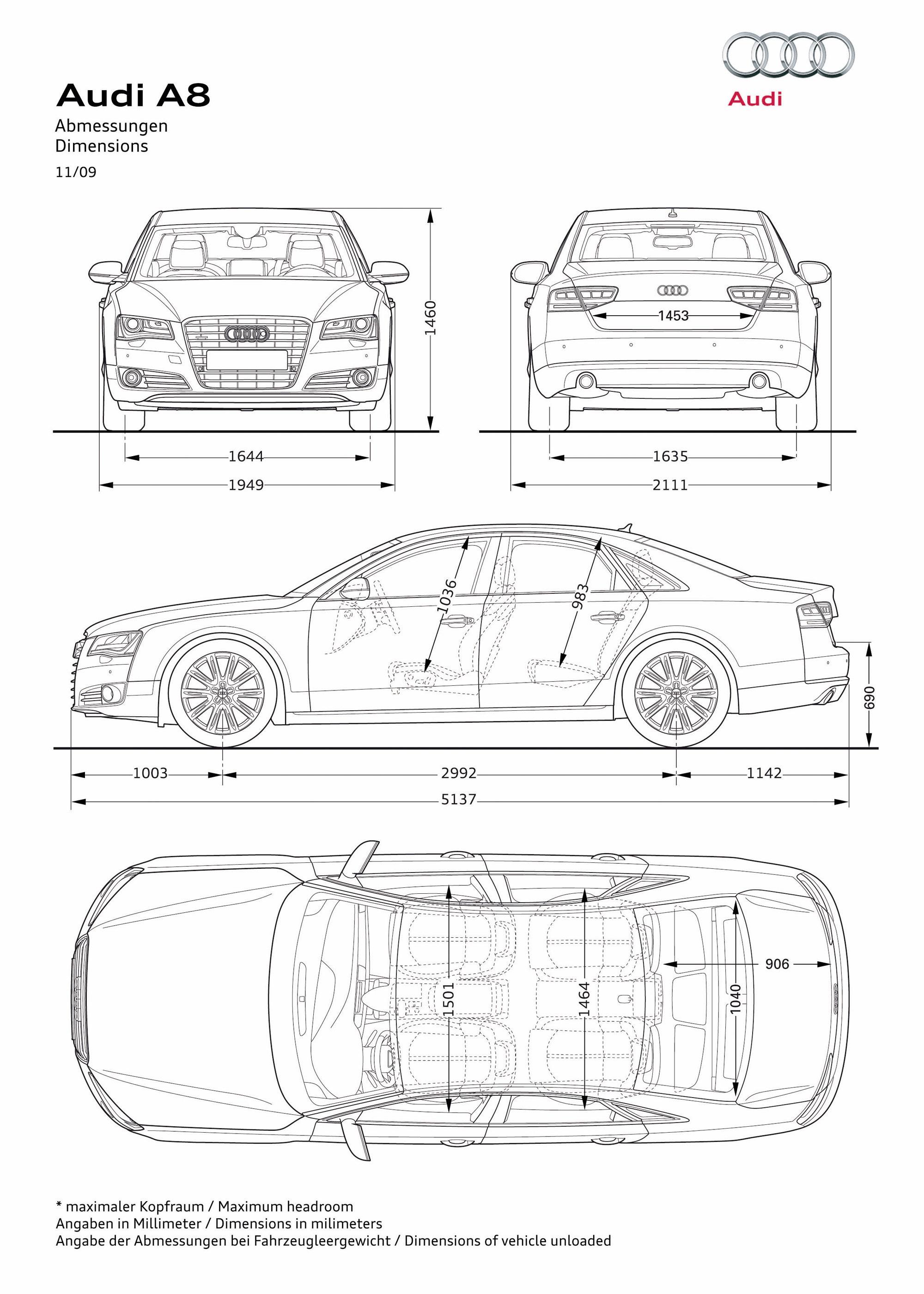 Ausmotive Audi A8 Photo Gallery