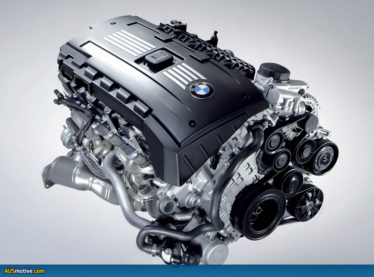 hight resolution of bmw s twinturbo 6 cylinder claims world s best engine award