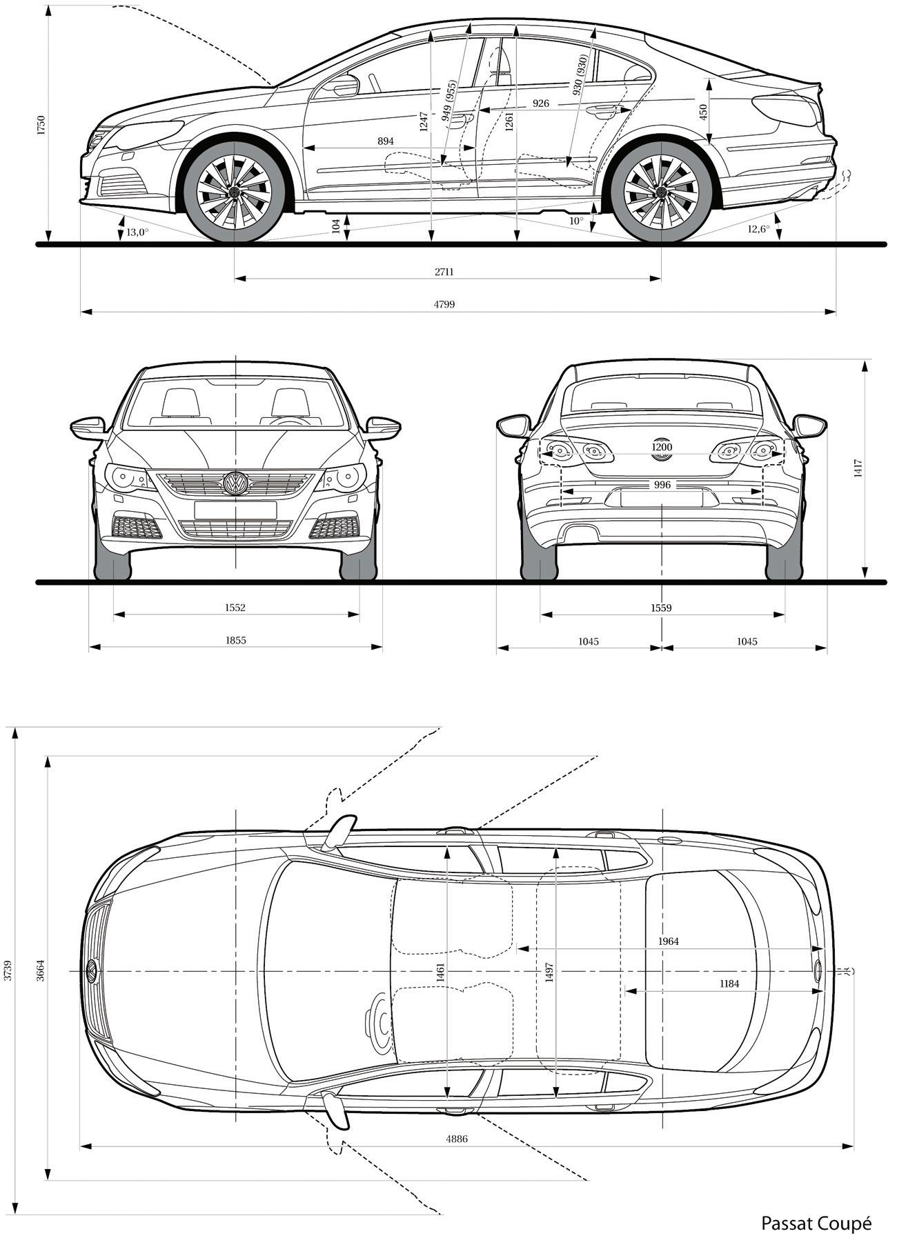 Ausmotive Volkswagen Passat Cc Now In Australian