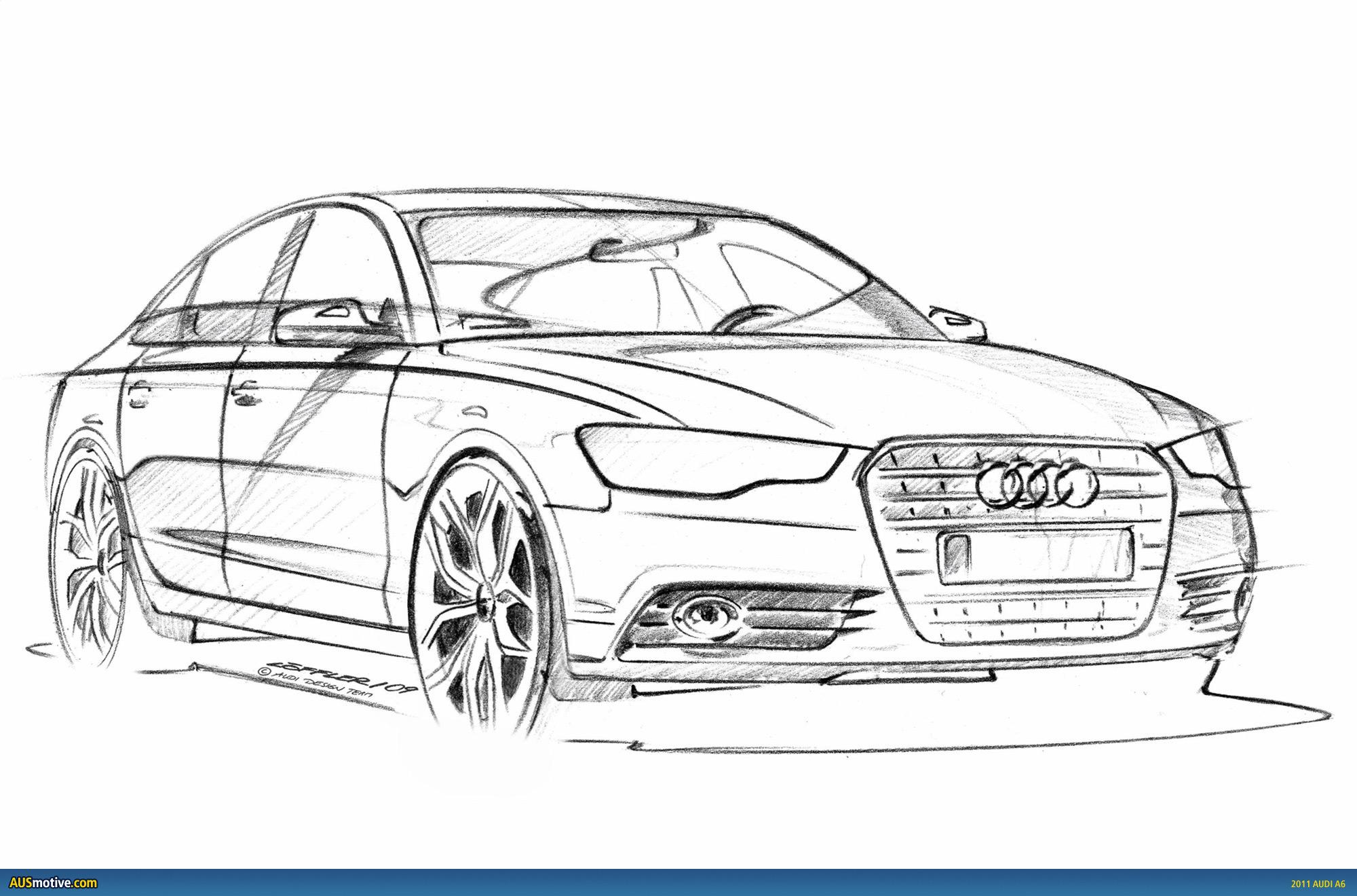 AUSmotive.com » 2011 Audi A6