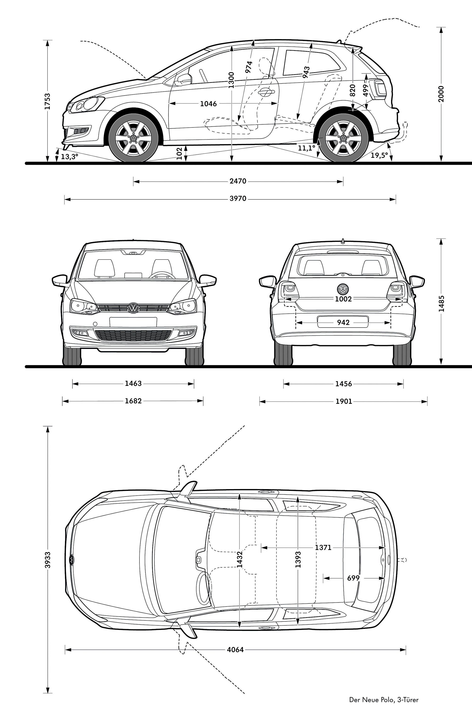 AUSmotive.com » Volkswagen Polo gets three doors and five