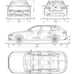 Audi A4 Exhaust System Diagram Muscular Face A8 Free Engine Image