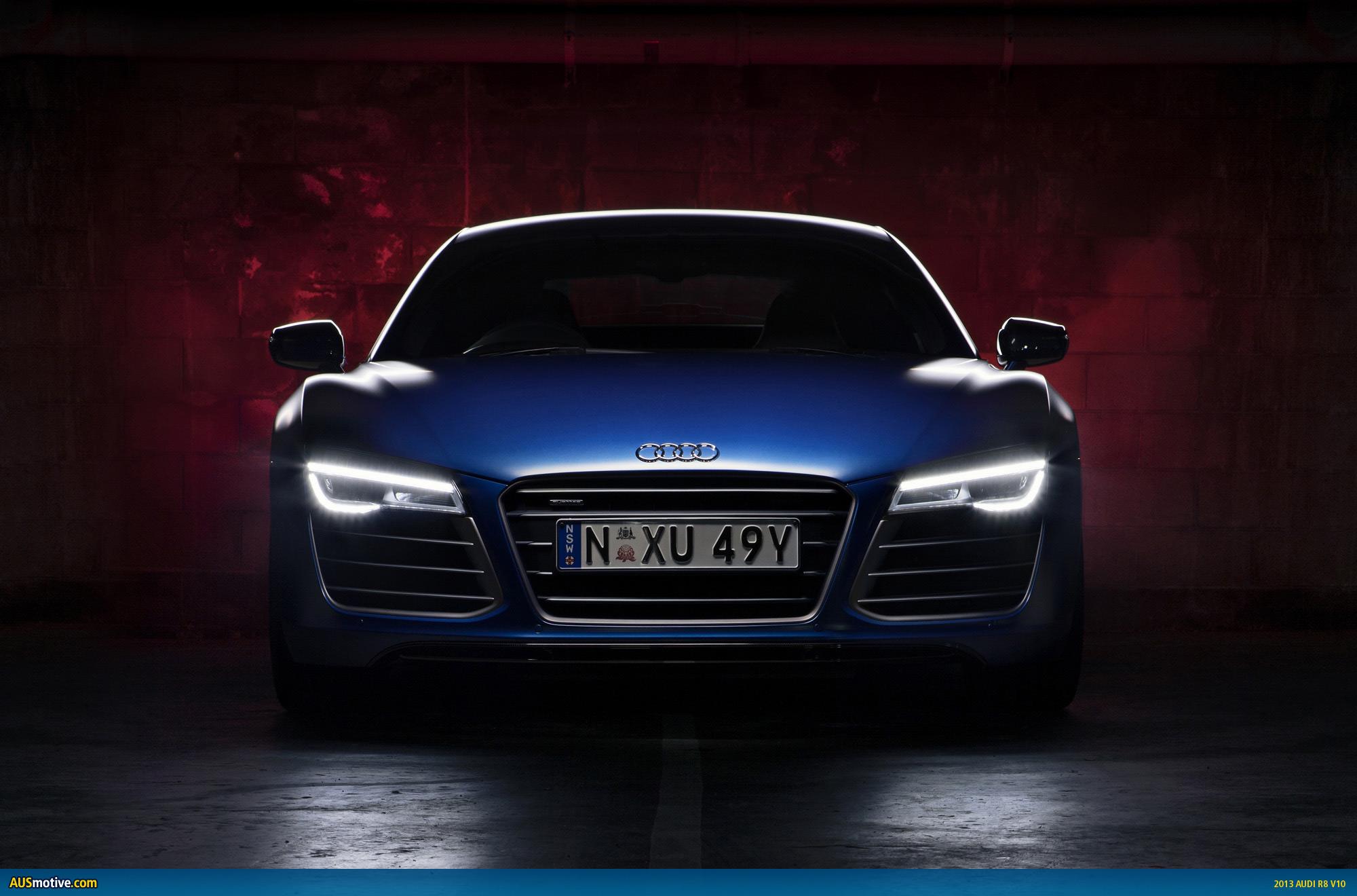 Audi R8 Matte Black Wallpaper Ausmotive Com 187 2013 Audi R8 Australian Pricing Amp Specs