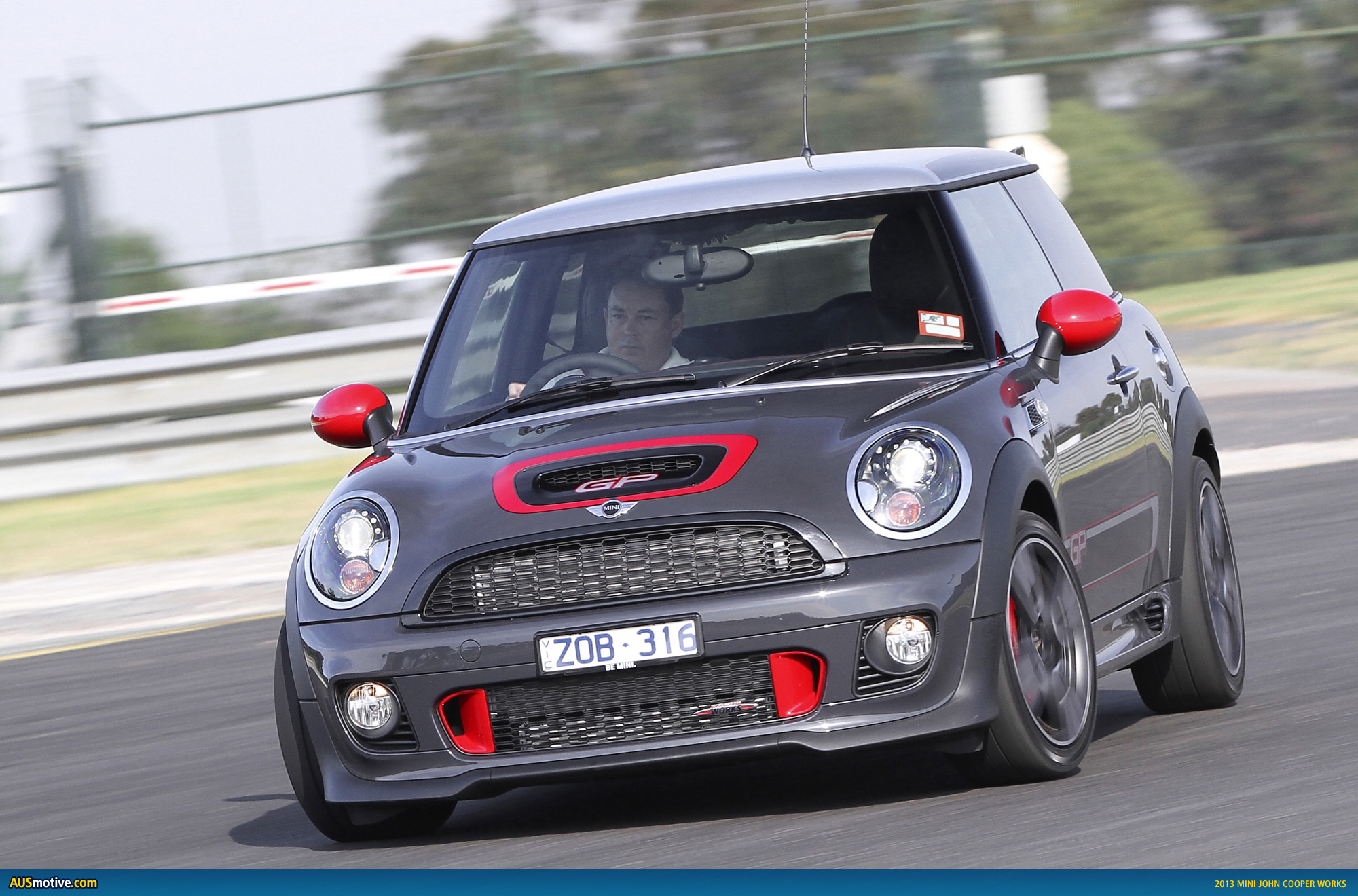Mini Cooper Performance
