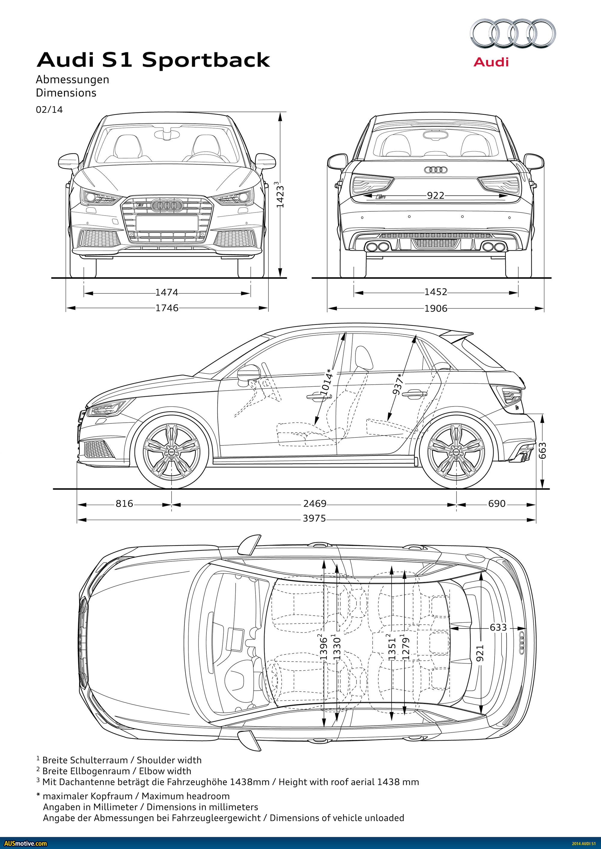 2015 Bmw M3 Engine Diagram Ausmotive Com 187 Audi S1 Amp S1 Sportback Revealed