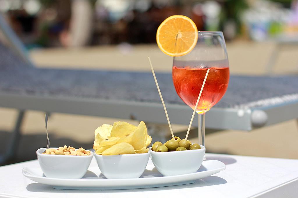 Bar Ristorante in Spiaggia a Lignano  Ausonia Beach