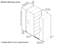 Compact@File Mobile Shelving
