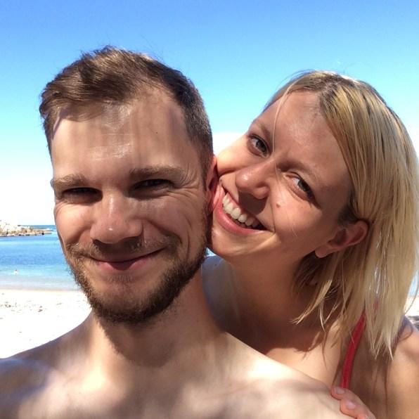 Selfie auf Magnetic Island