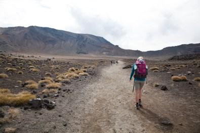 Kraterwanderung