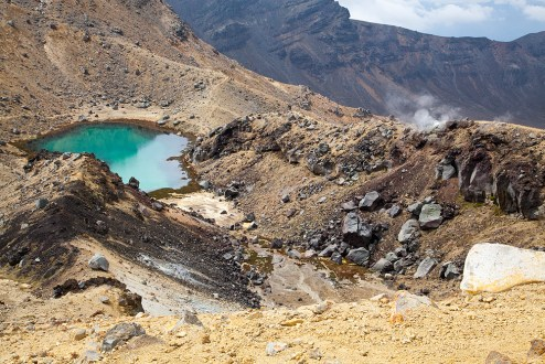 kleiner Emerald Lake
