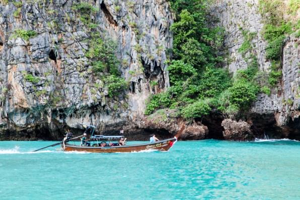 Longboat Thailand