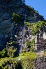 Fairy Falls am Milford Sound