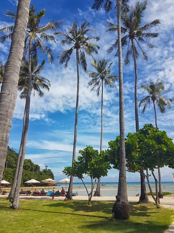 Strand im Phi Phi Island Village Beach Resort