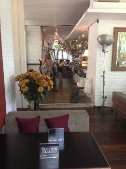 PS Cafe Eingang
