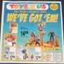 1991 Toys R Us Awesome Vintage Catalogue Ausretrogamer