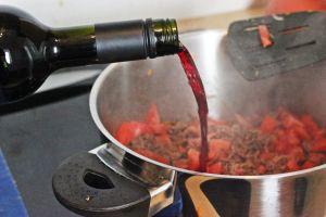 Bolognese kochen