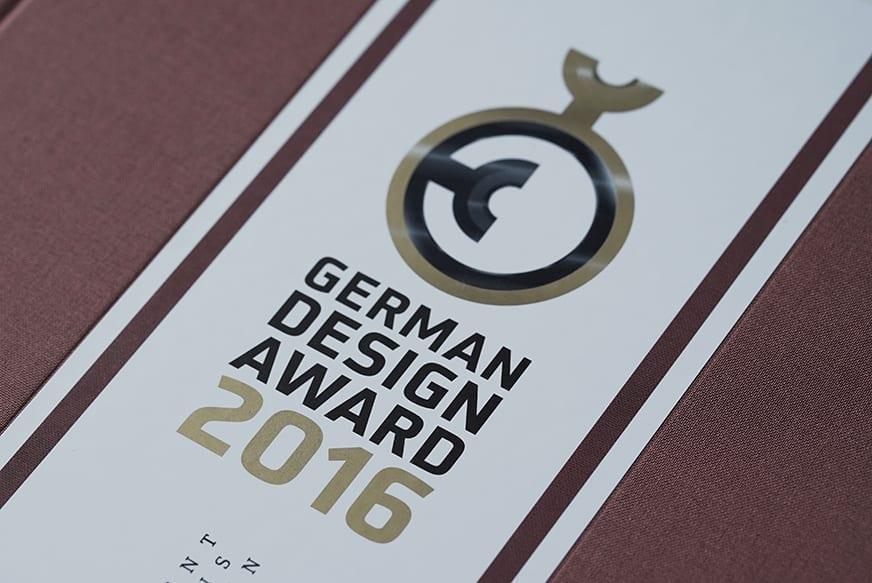 German Design Award AUSSENBORDER Filmproduktion