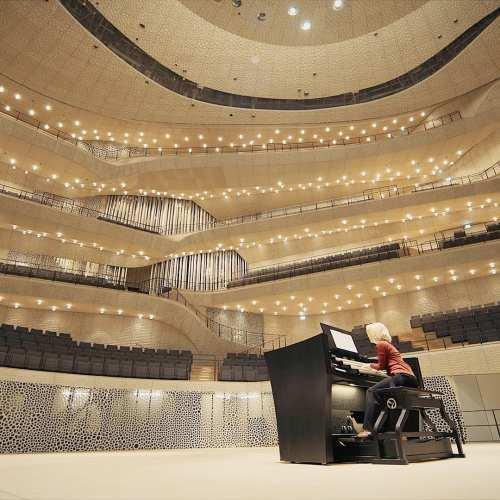 Die Orgel der Elbphilharmonie Film