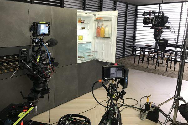 Videoproduktion Miele Produktfilm