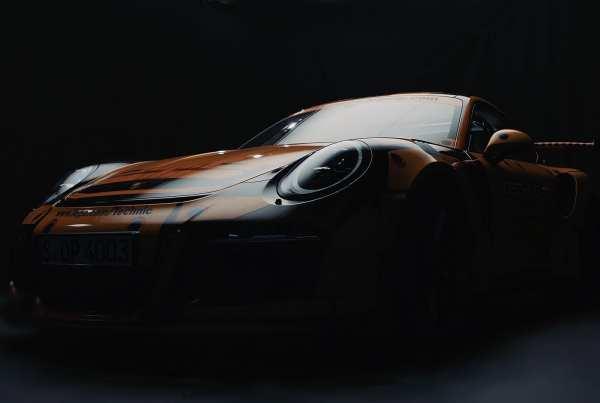 Porsche Making-Of Lego