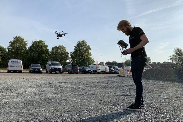 Dronenoperator Hamburg