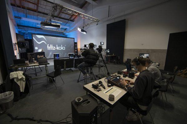 Online Webinar Studio Hamburg