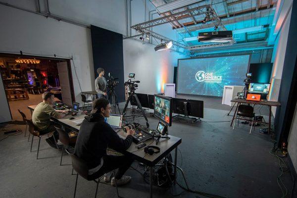 Livestream Studio Mieten Hamburg