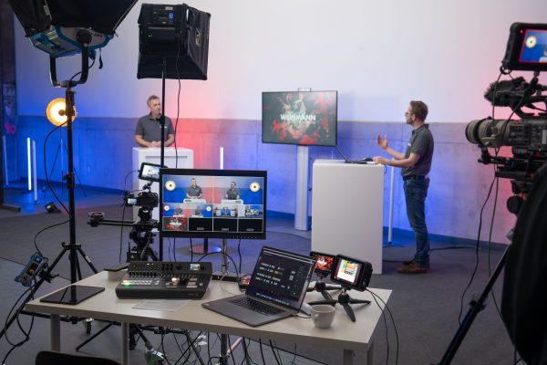 Videostream Hamburg