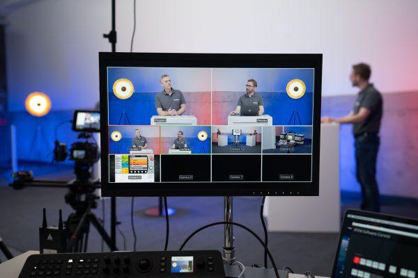 Livestream Studio Hamburg