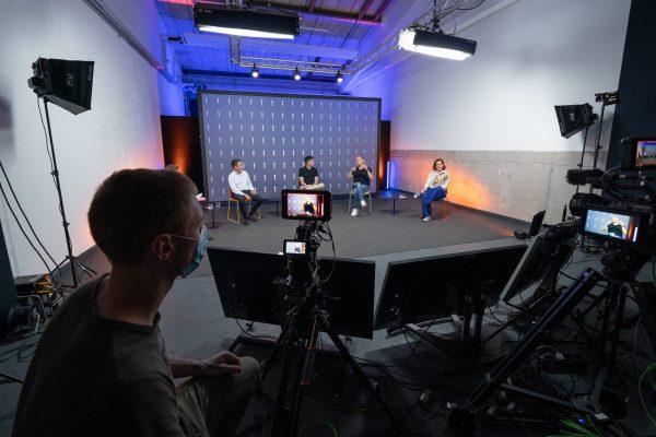 Livestream Filmstudio Hamburg