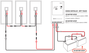 24V Solar System Wiring Diagram (page 2)  Pics about space