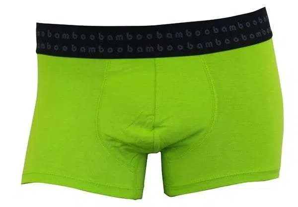 Bamboo Trunks lime