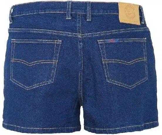 Truckers Denim Shorts - To 127cm - Back
