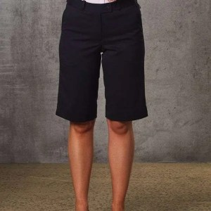 Ladies Flexi Waist shorts prod image