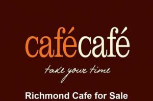 Richmond Cafe for Sale