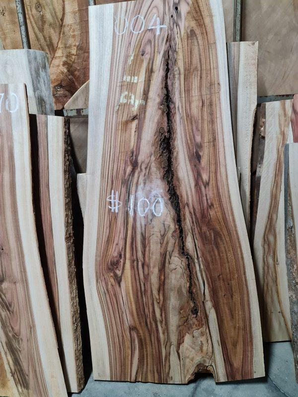 timber slab - aussie camphor