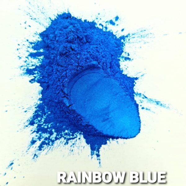 RAINBOW BLUE- Aussie Camphor - Mica Pigment Powder