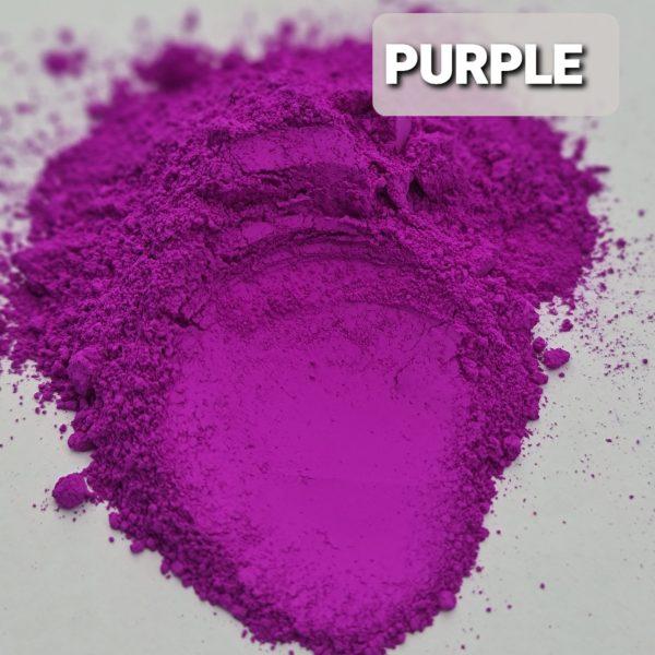 PURPLE- Aussie Camphor - Mica Pigment Powder