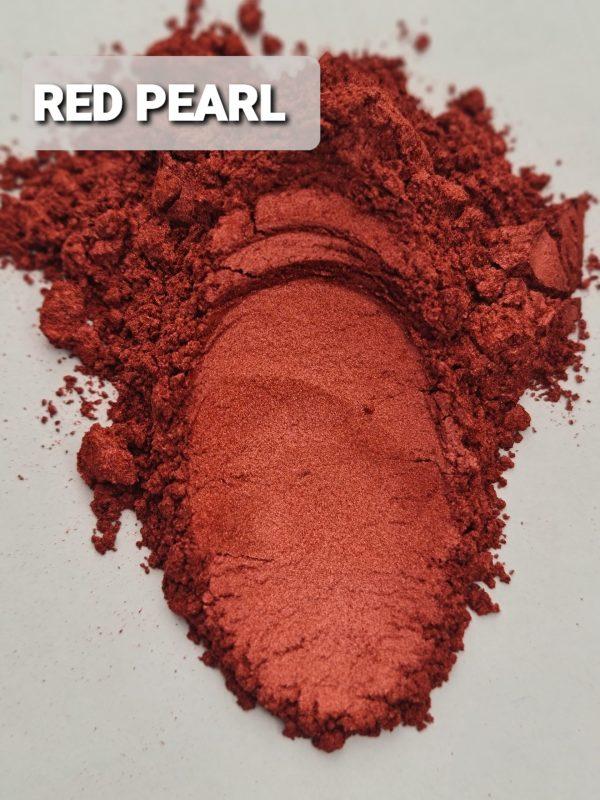 RED PEARL- Aussie Camphor - Mica Pigment Powder