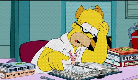 HomerThinking