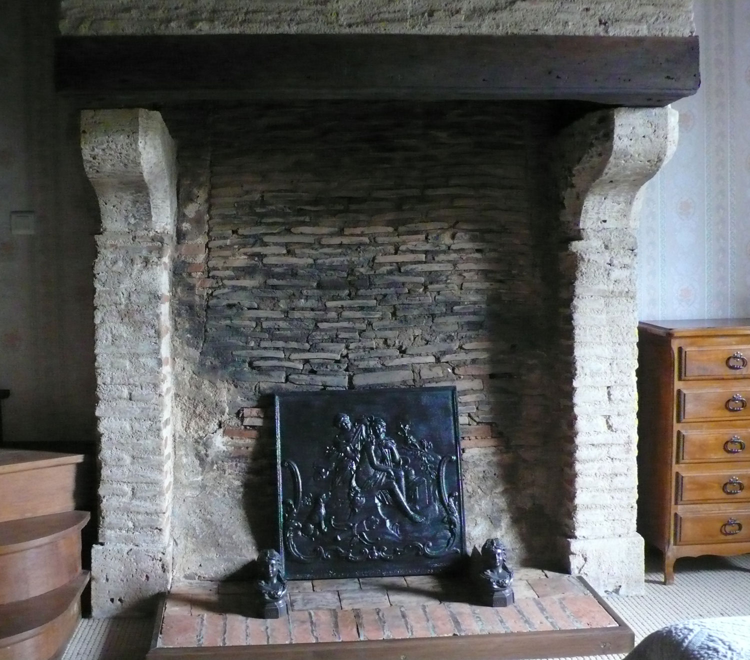 The Fireplace Operation