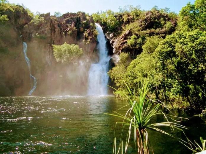 Parque Nacional Litchfield - Wangi Falls