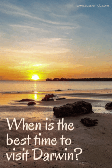When is the Best time to visit Darwin_