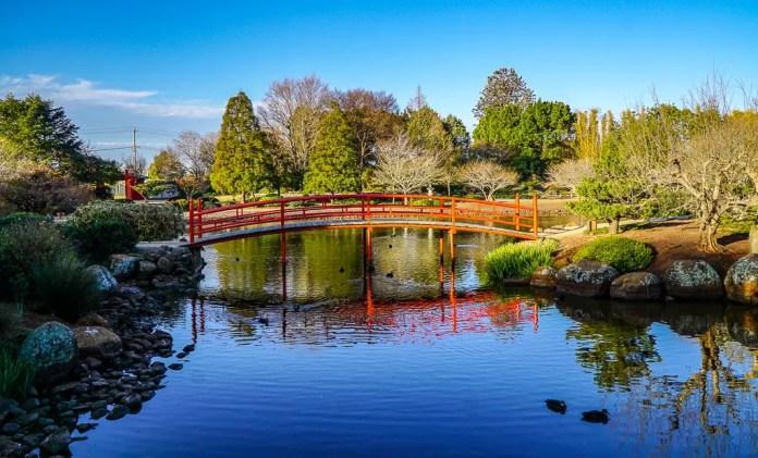 Toowoomba - the garden city