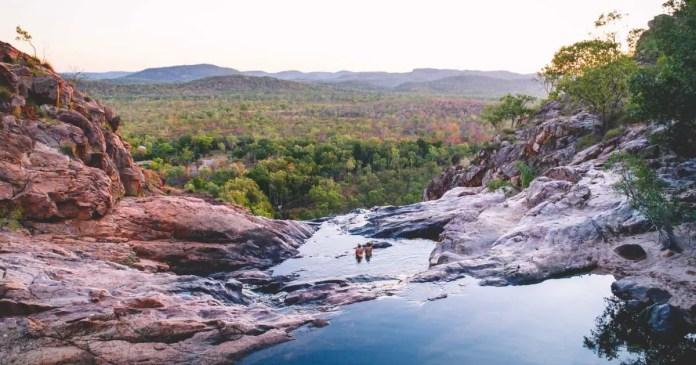 Gunlom Falls, Kakadu