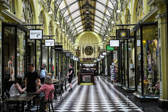 Melbourne Arcades
